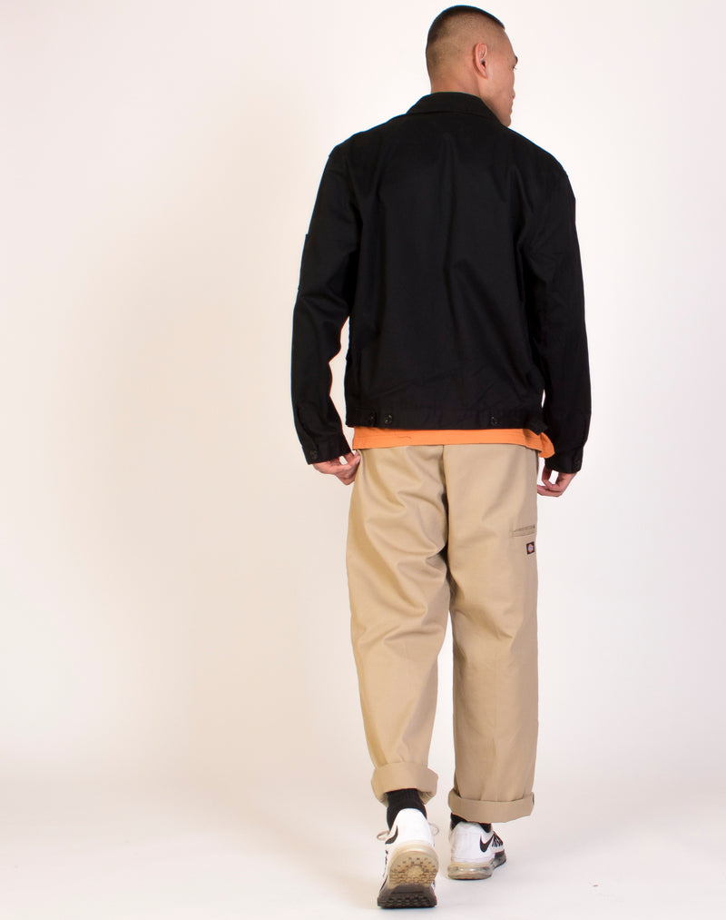 DICKIES BLACK CHORE JACKET