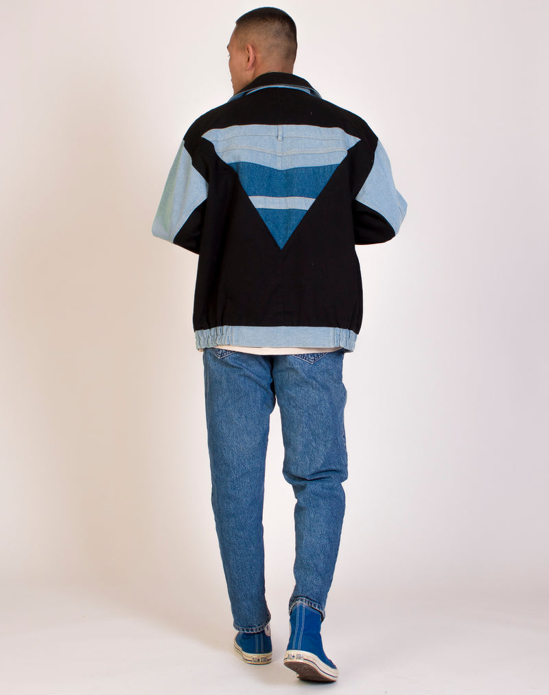 ALL OF THE DENIMS BOMBER JACKET