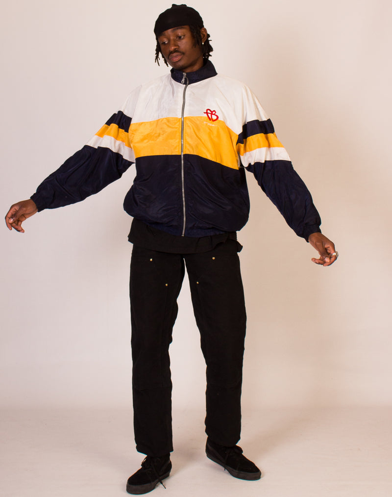 FUBU GRAPHIC WINDBREAKER