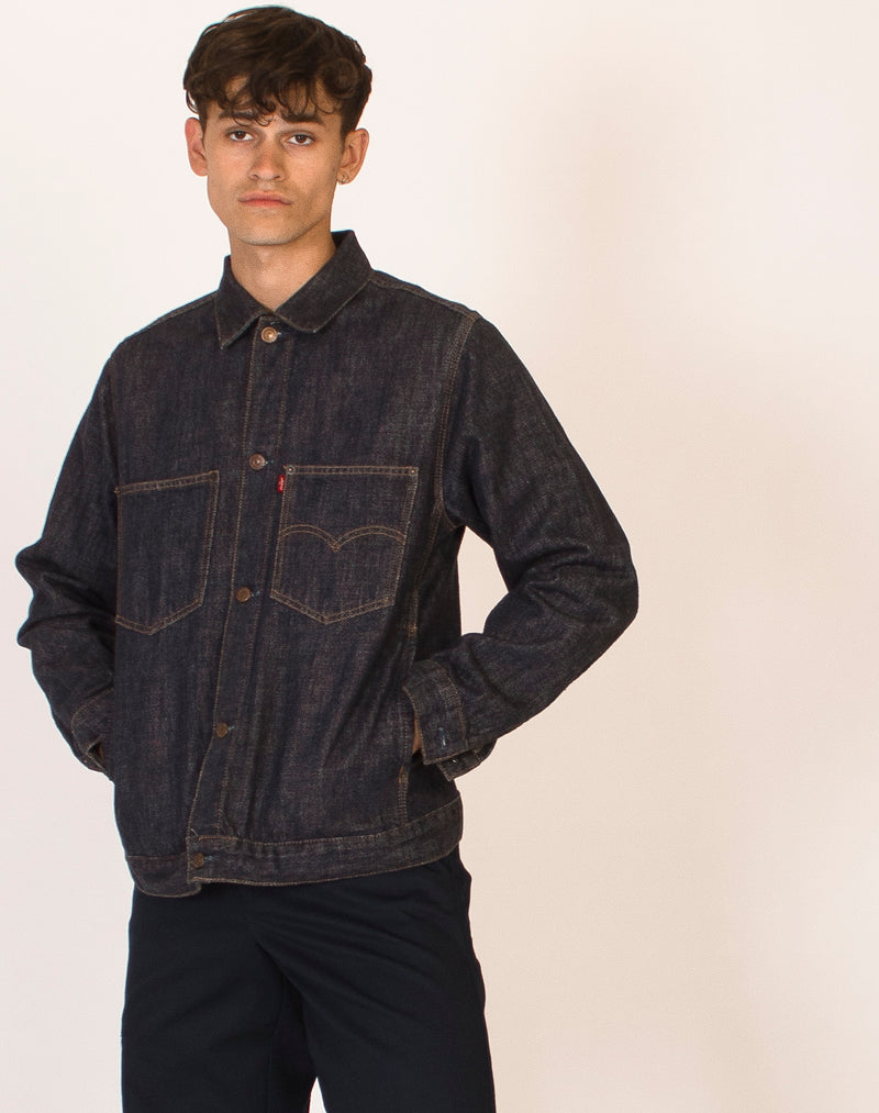 LEVI'S DENIM SHACKET