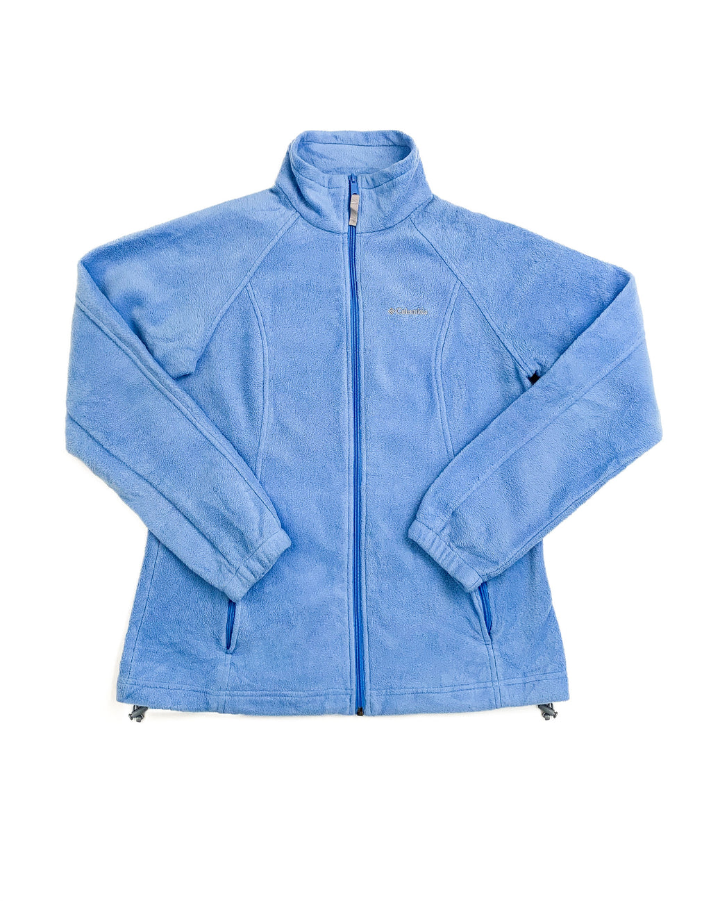 COLUMBIA LIGHT BLUE FLEECE