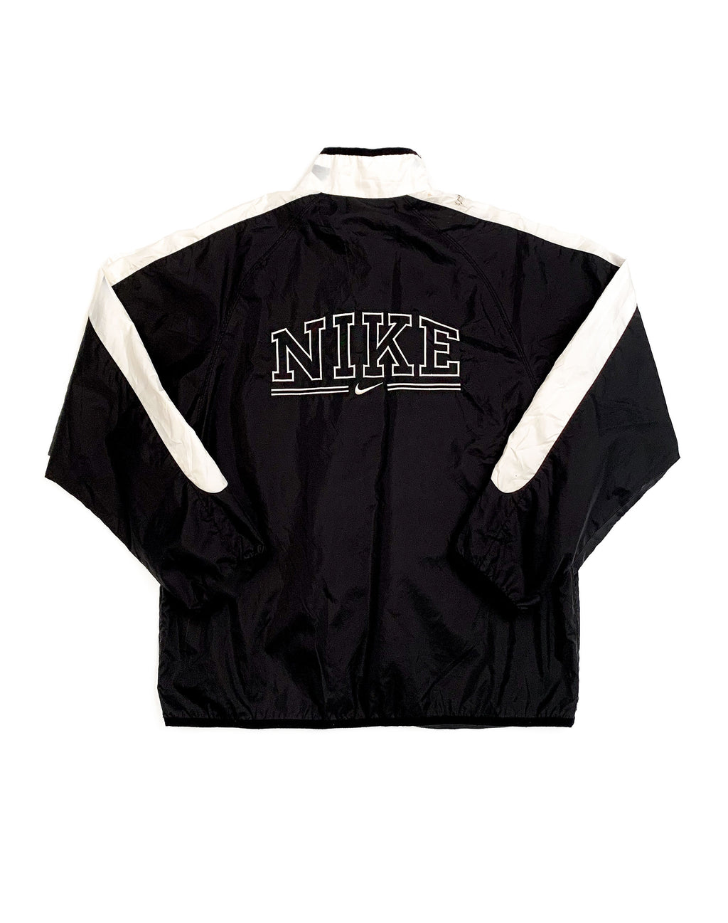 NIKE CONTRAST STRIPE SPORTS JACKET
