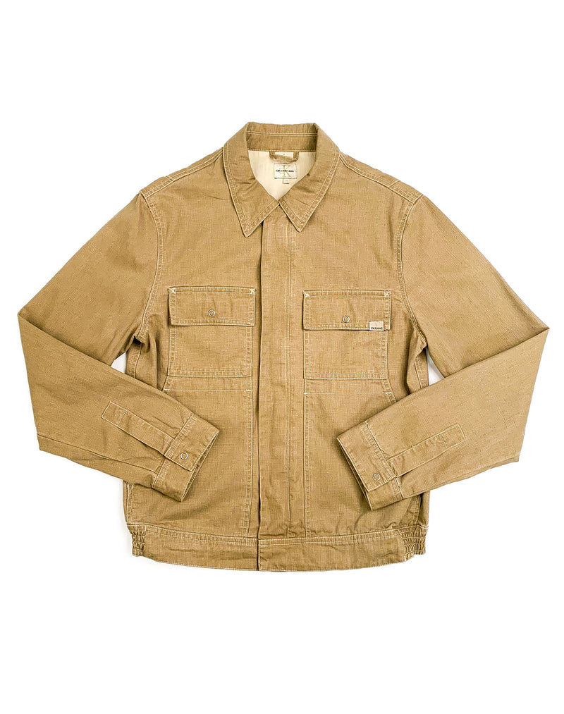 CARHARTT BROWN DETROIT COAT