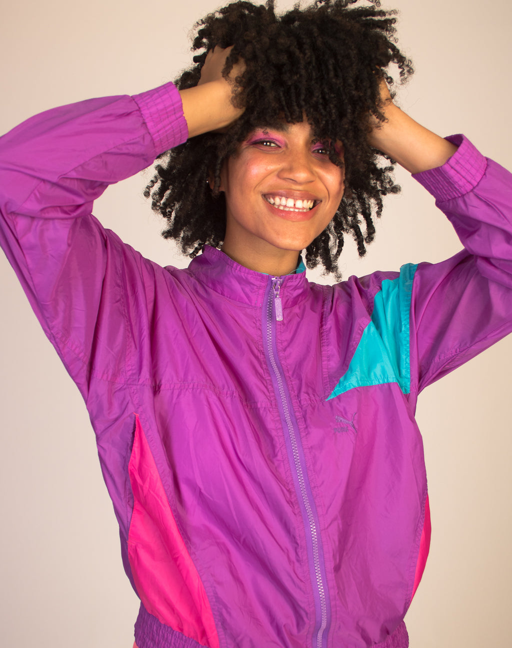PUMA WINDBREAKER JACKET