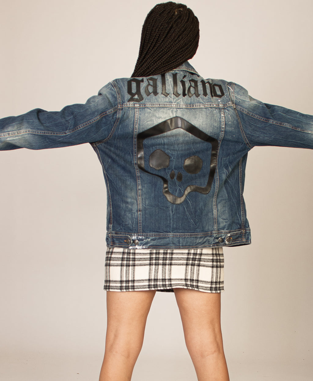 GALLIANO DENIM JACKET