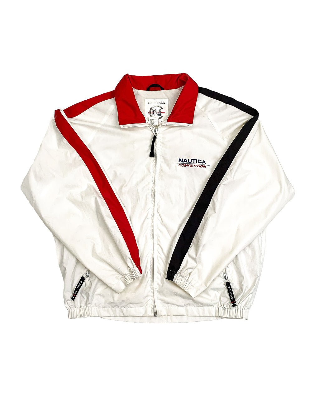 NAUTICA WHITE WINDBREAKER