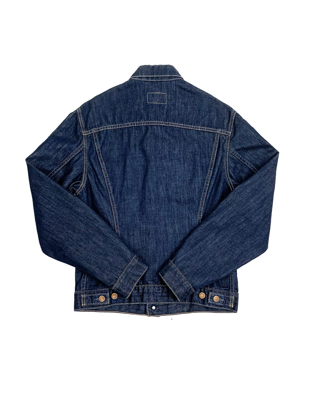 LEVI'S INDIGO DENIM JACKET