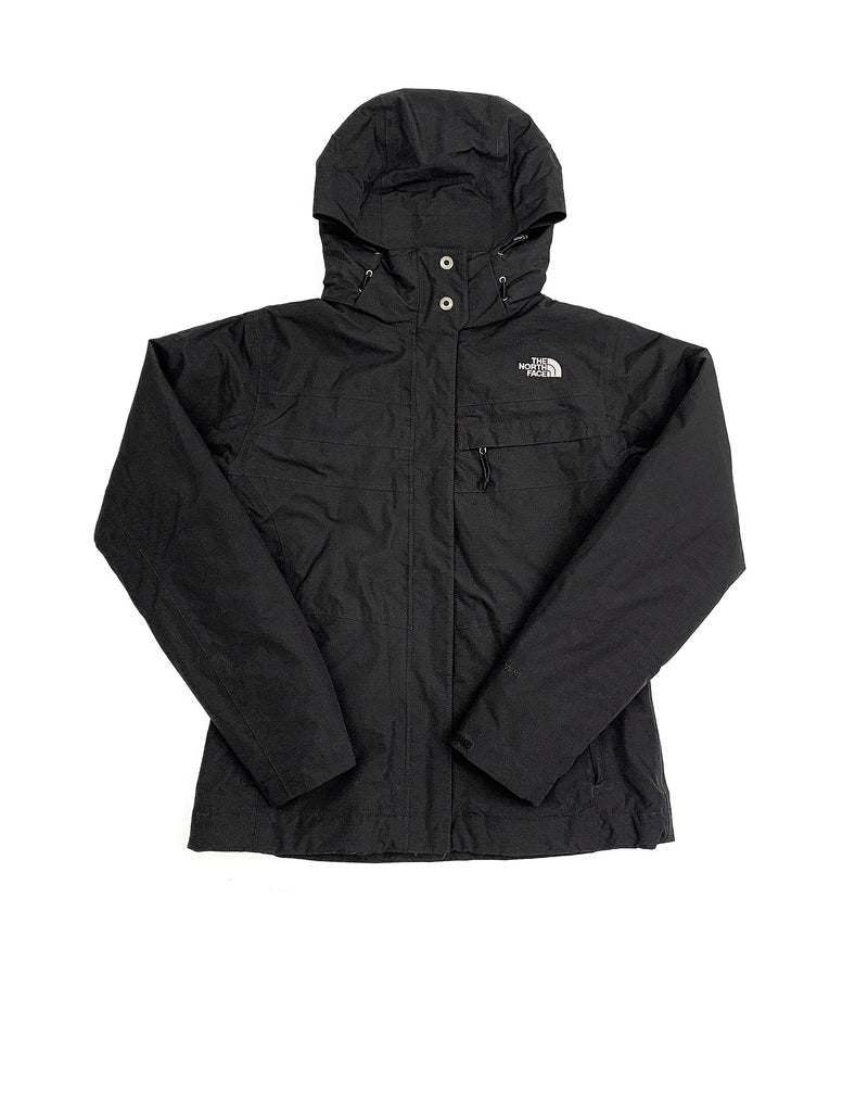 NORTH FACE HOODED WATERPROOF COAT