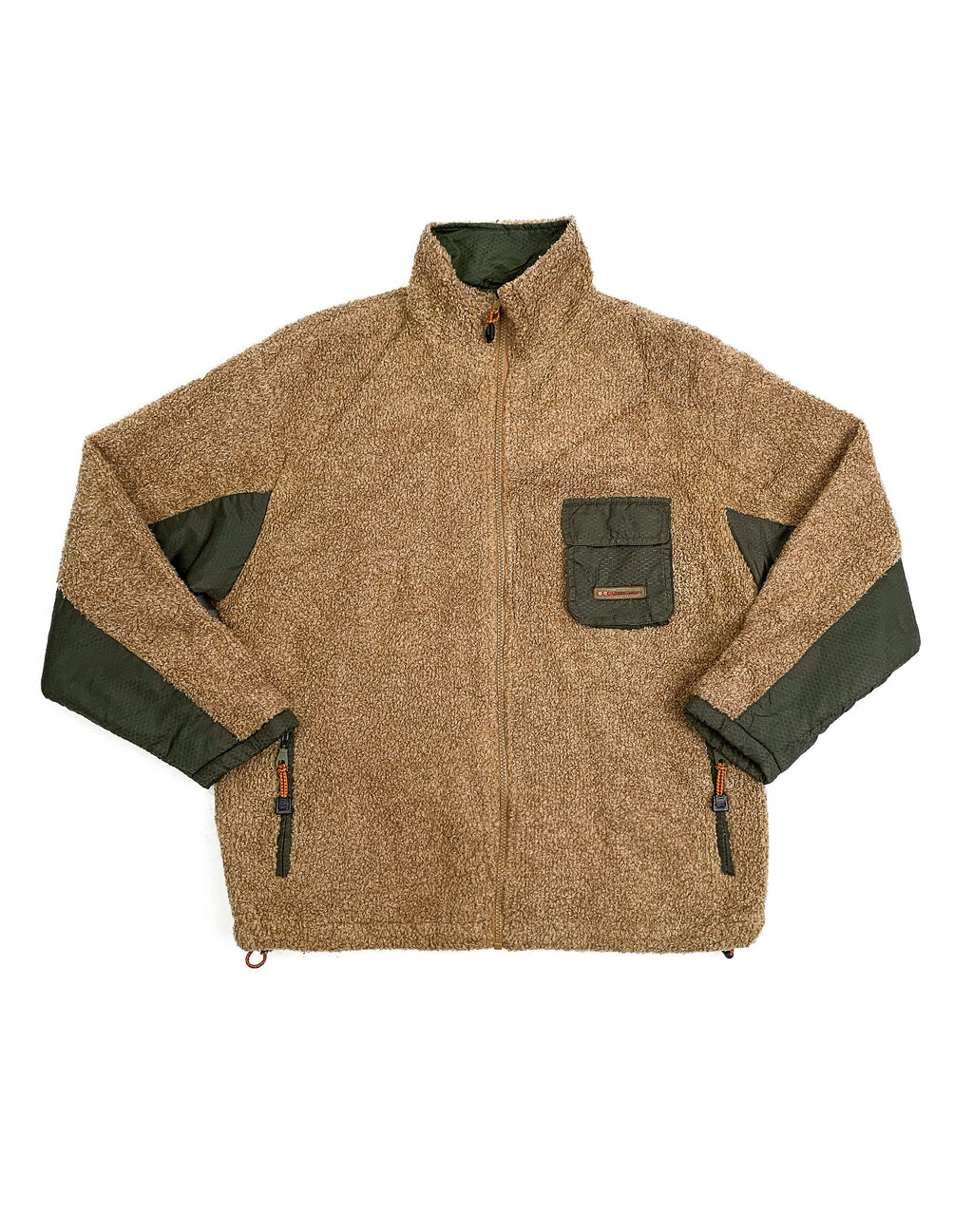 POINT ZERO BORG UTILITY FLEECE