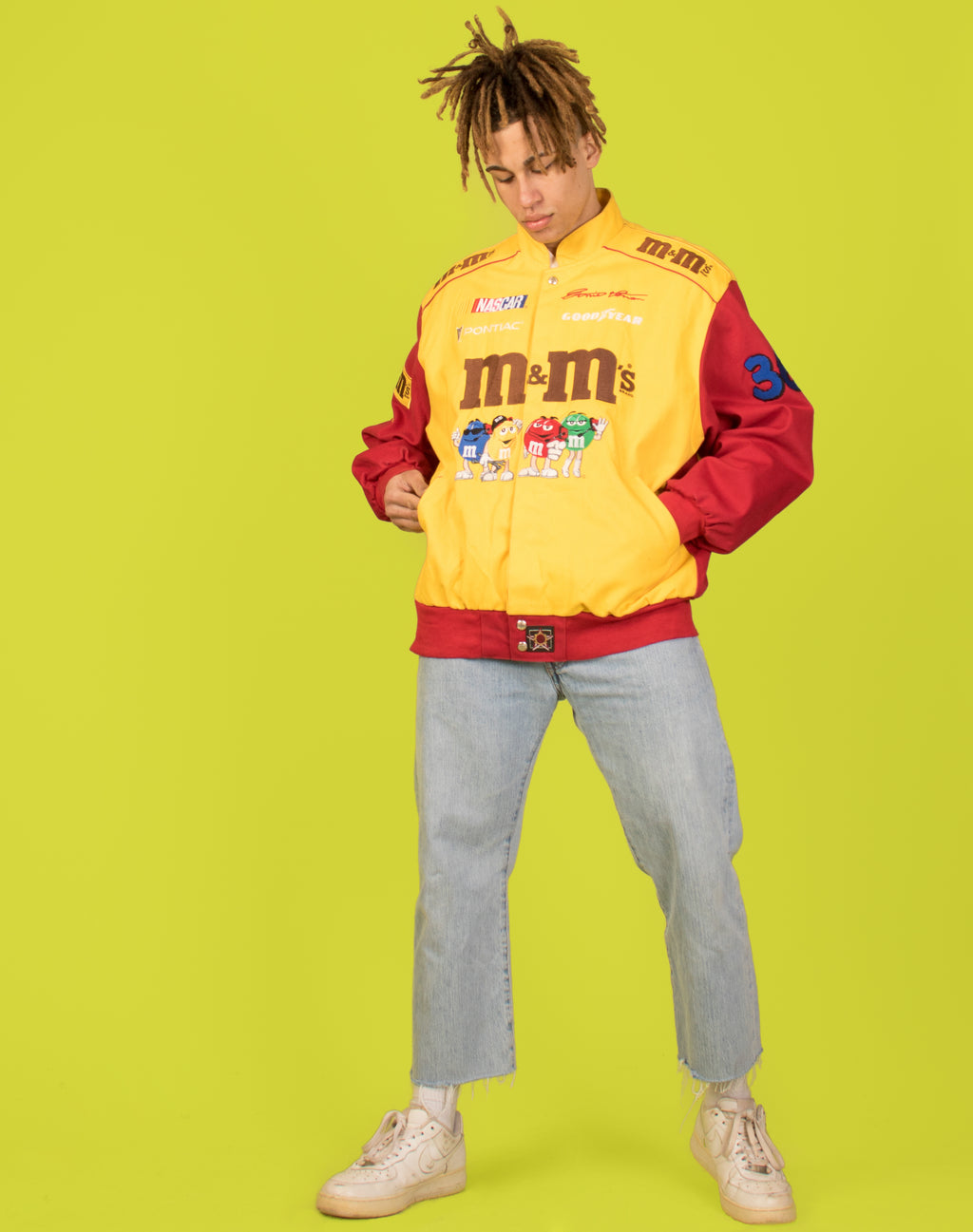 MOTOCROSS M&M'S BOMBER JACKET