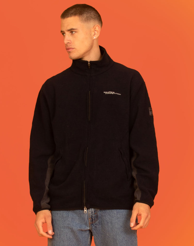 NAUTICA NAVY FLEECE