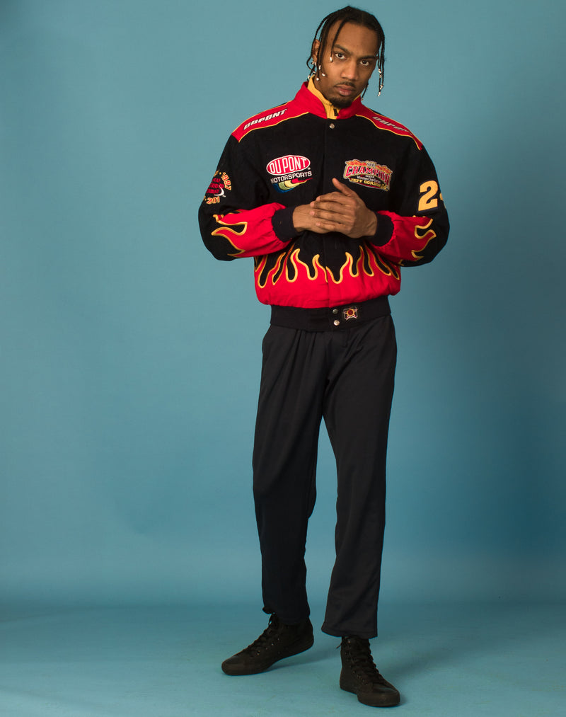 FLAMED RACER JACKET