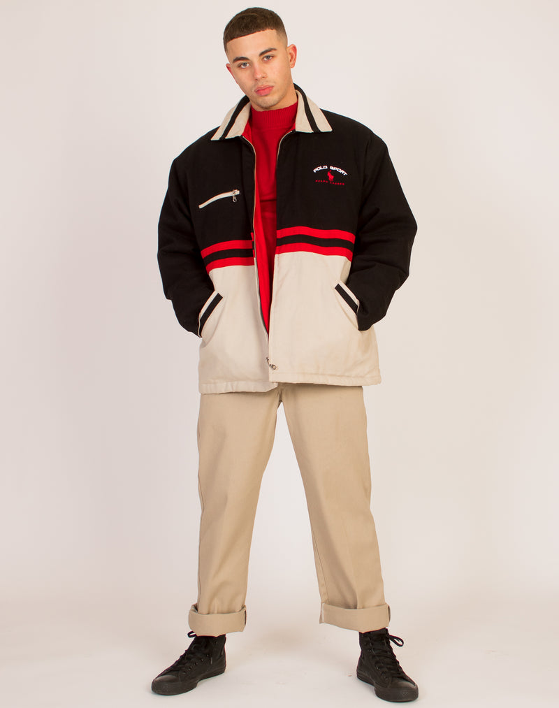 RALPH LAUREN POLO CHORE JACKET