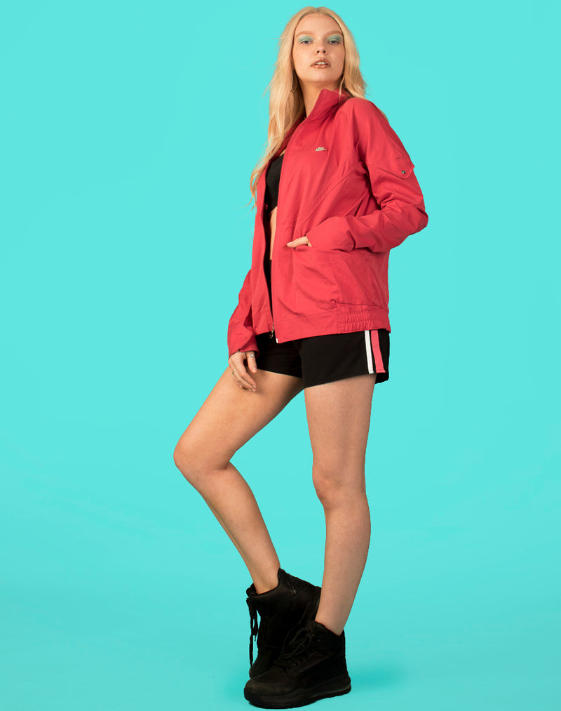 NIKE PERFORMANCE PINK JACKET