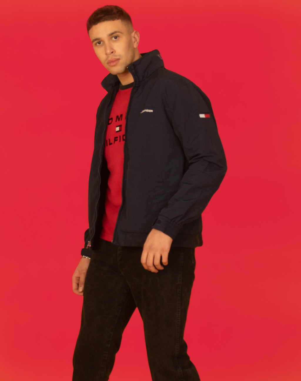 TOMMY HILFIGER WATERPROOF COAT