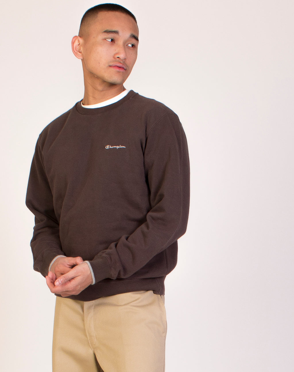 CHAMPION BROWN JUMPER