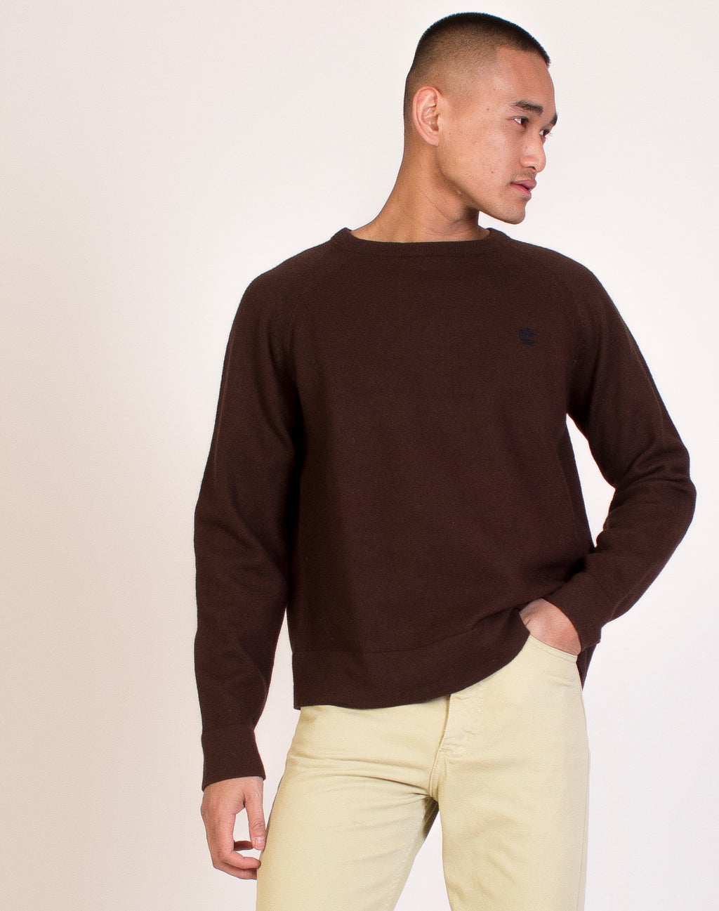 TIMBERLAND KNITTED JUMPER