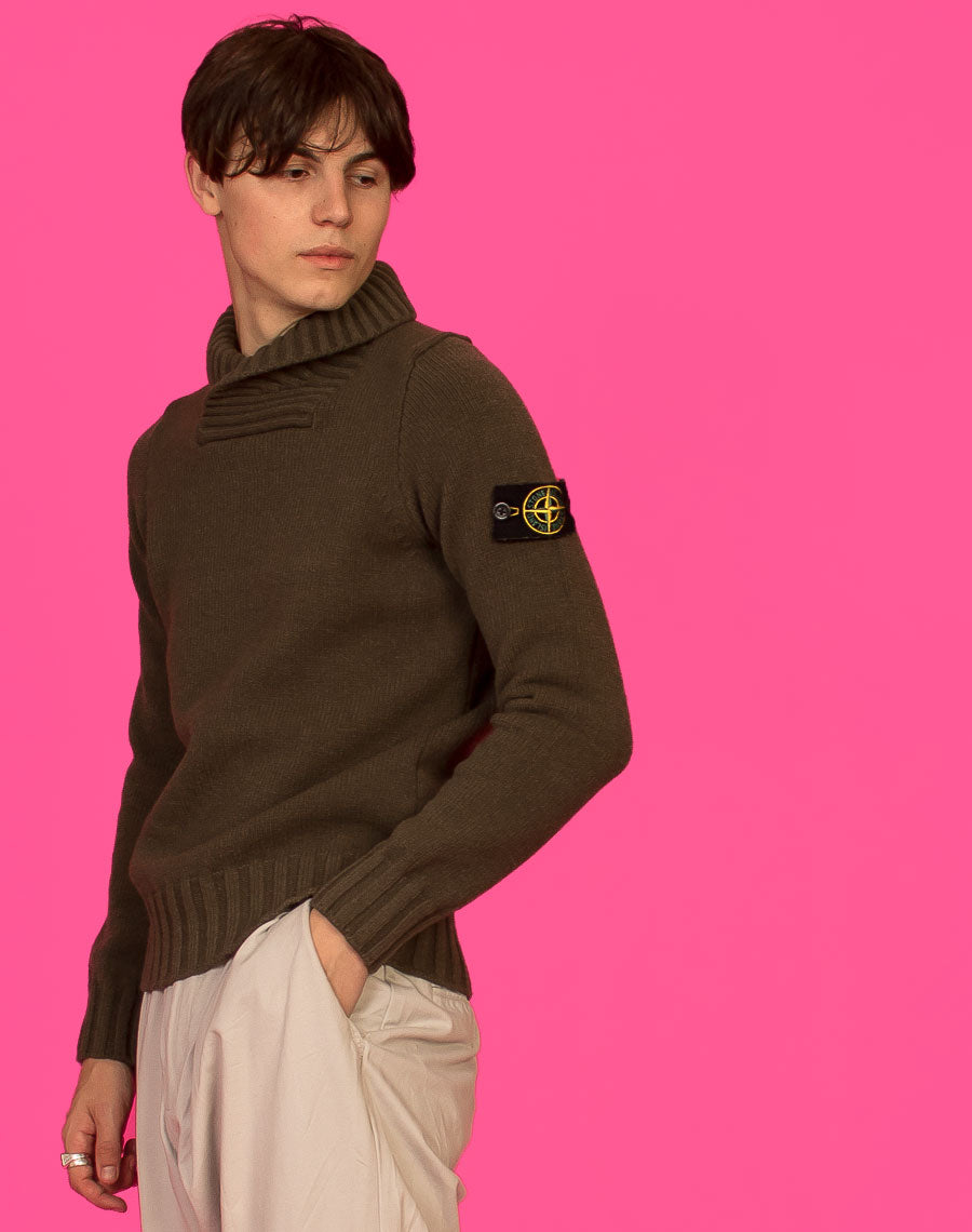 STONE ISLAND CABLE JUMPER