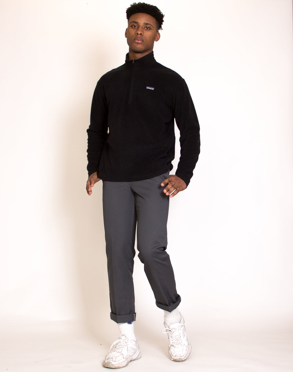 PATAGONIA BLACK FLEECE