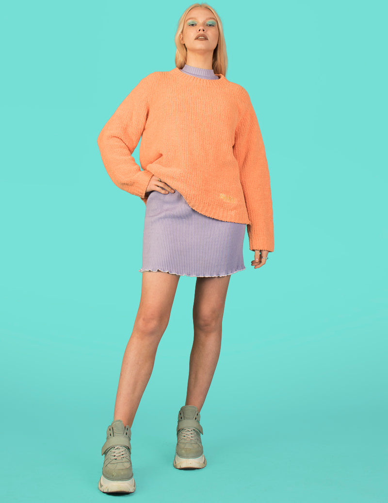 APRICOT KNITTED JUMPER