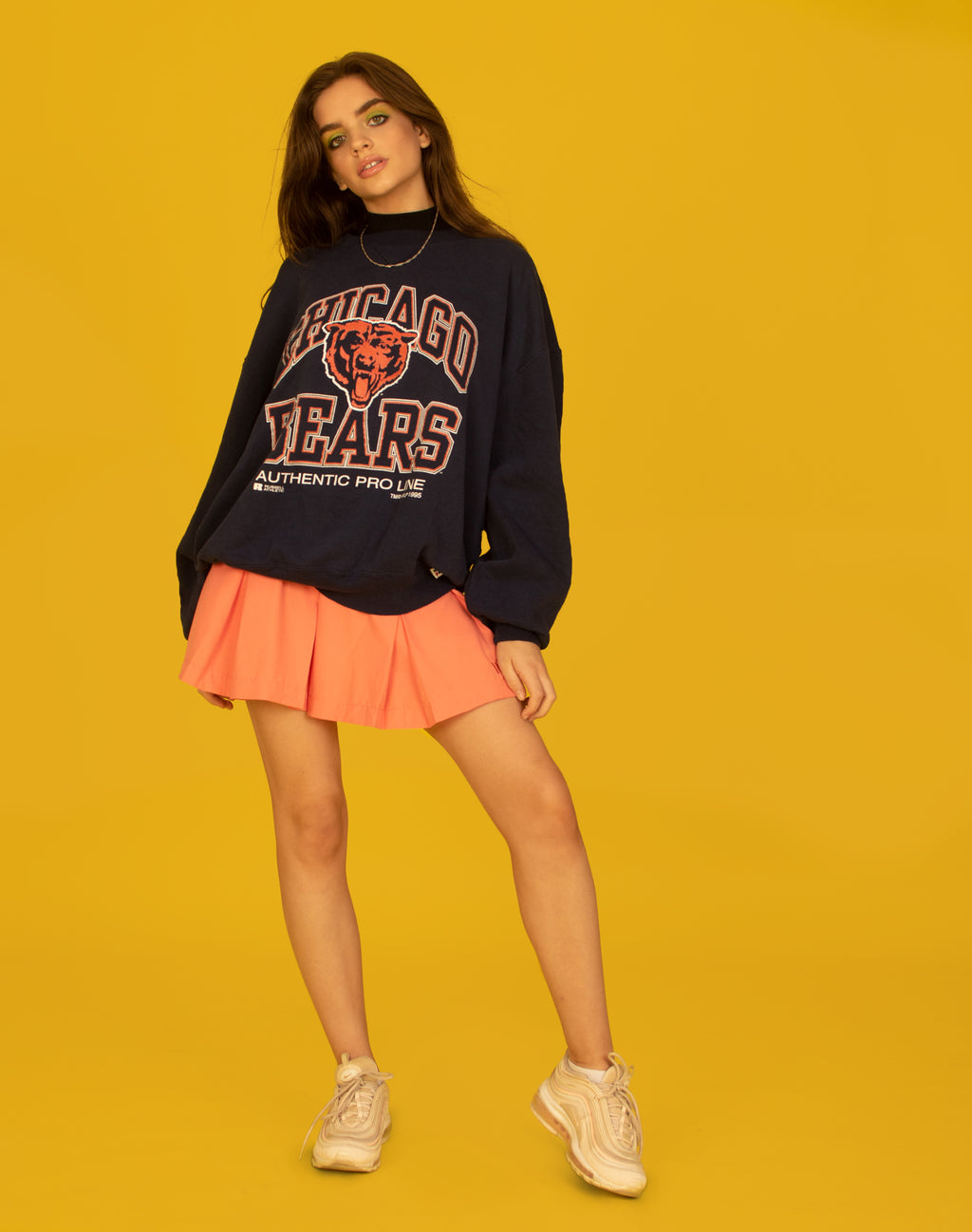 CHICAGO BEARS GRAPHIC SWEATER
