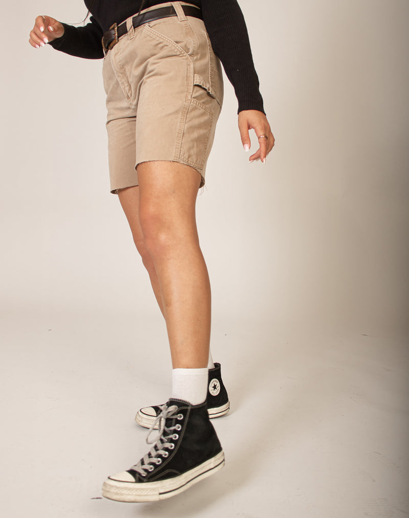 CARHARTT HIGH WAISTED SHORTS