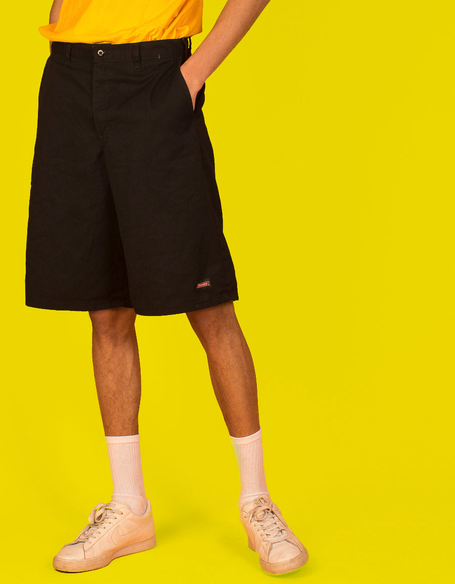 DICKIES BLACK SHORTS