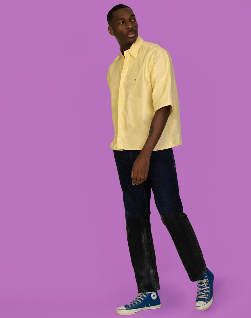 RALPH YELLOW REUBEN SHIRT