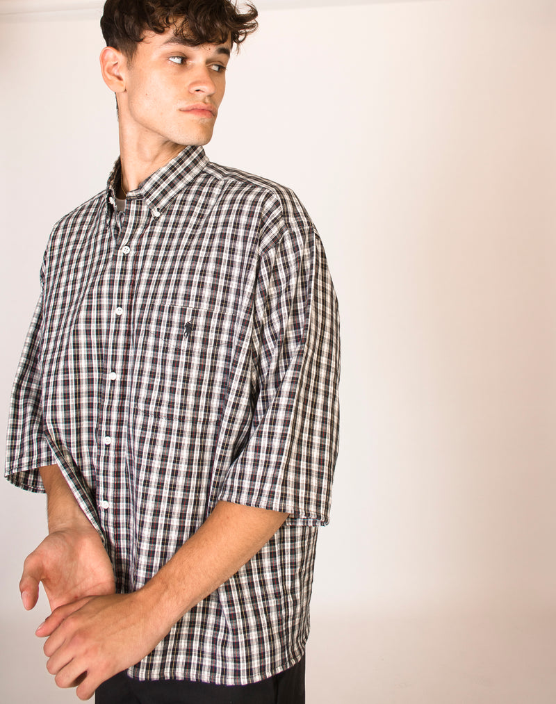 RALPH LAUREN CHECK REUBEN SHIRT