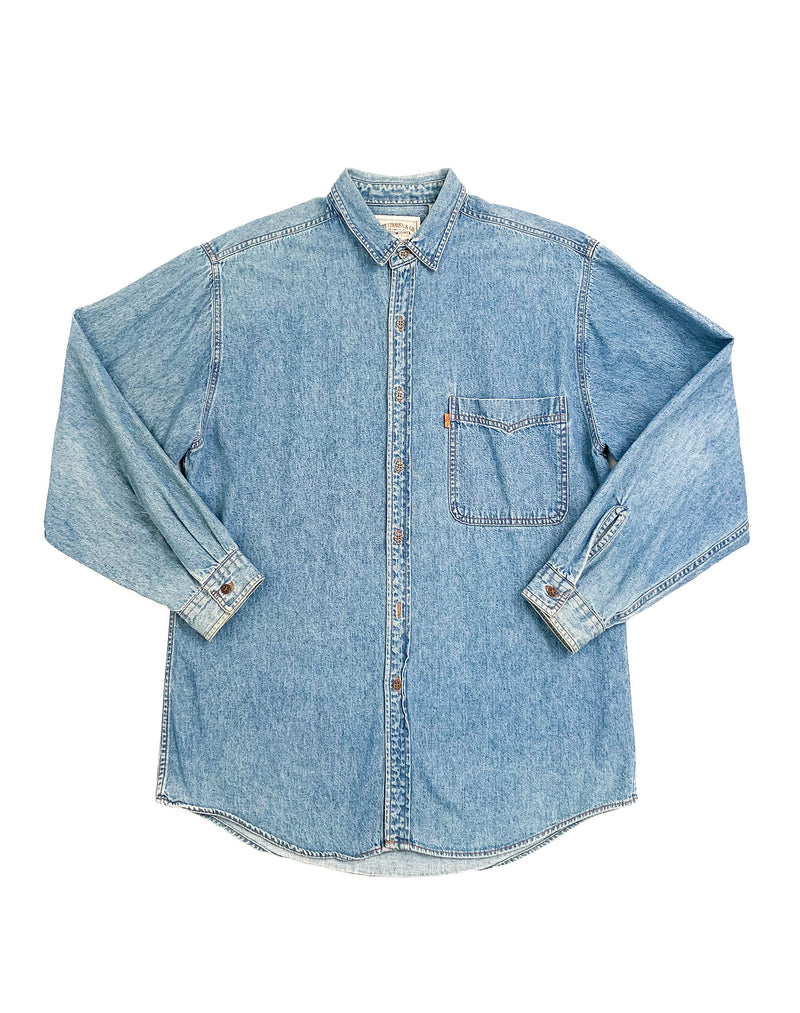 GUESS BLUE DENIM JACKET