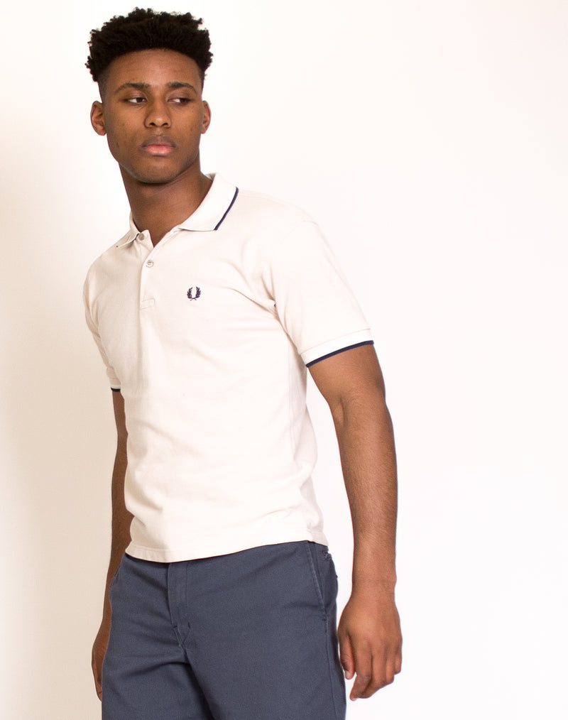 FRED PERRY CREAM POLO