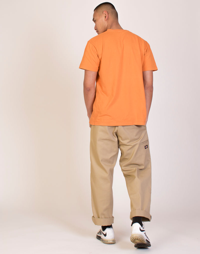 CHAMPION ORANGE T-SHIRT