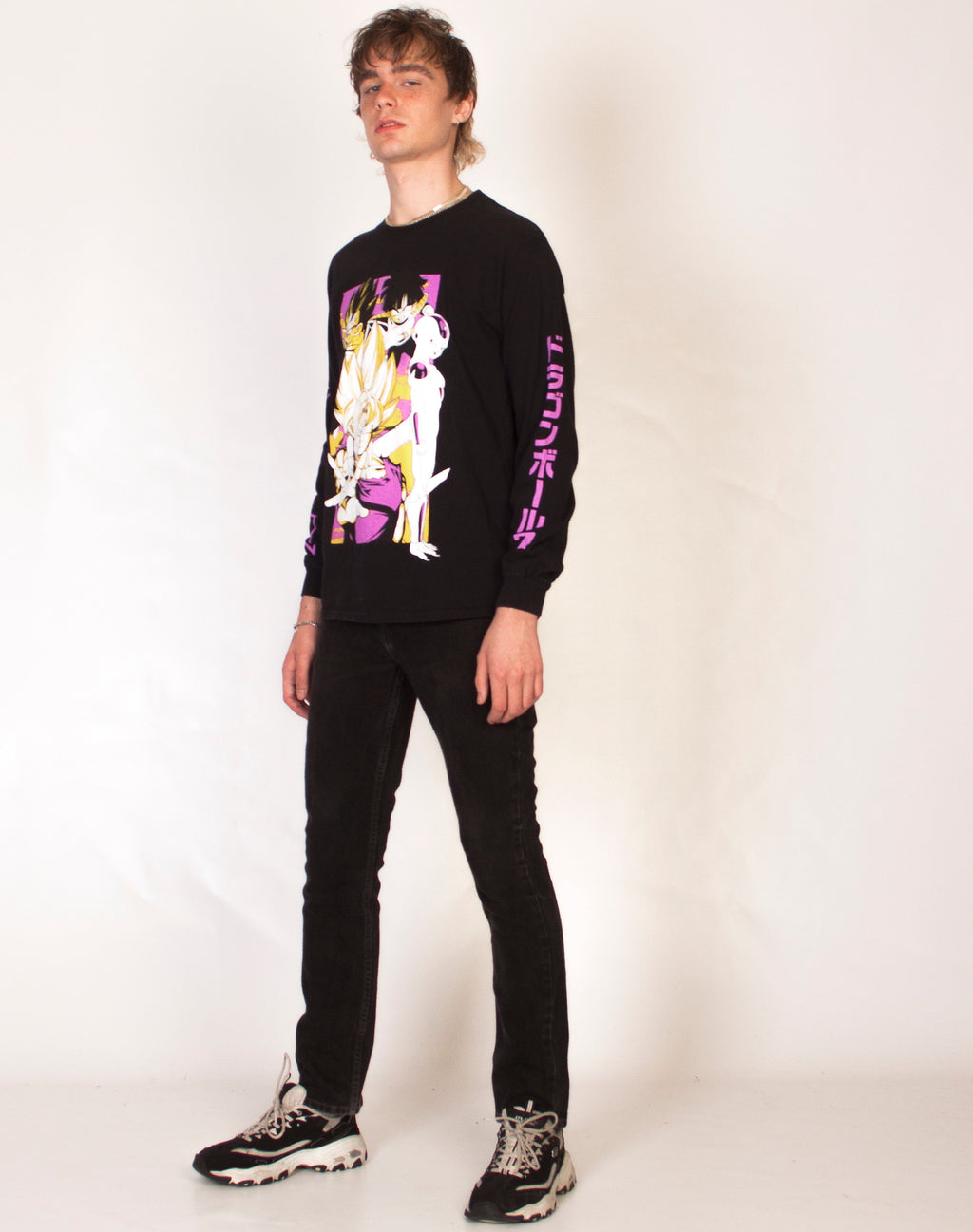DRAGON BALL Z LONG SLEEVE TEE