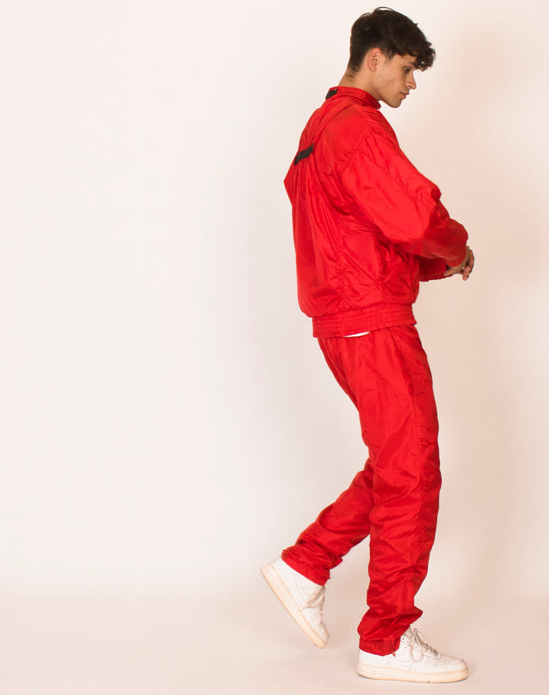 NIKE FLIGHT RED TRACKSUIT