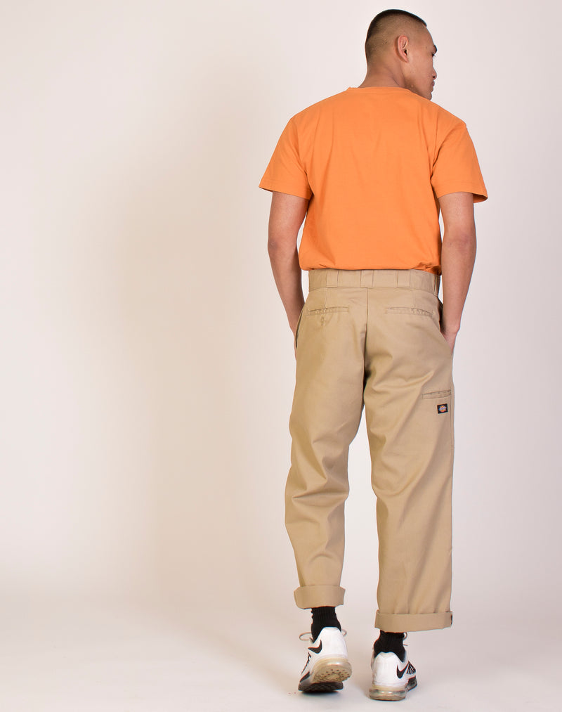 DICKIES STRAIGHT LEG PANEL TROUSERS