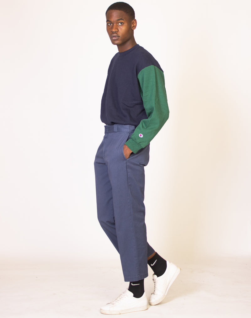 DICKIES BLUE 874 TROUSERS