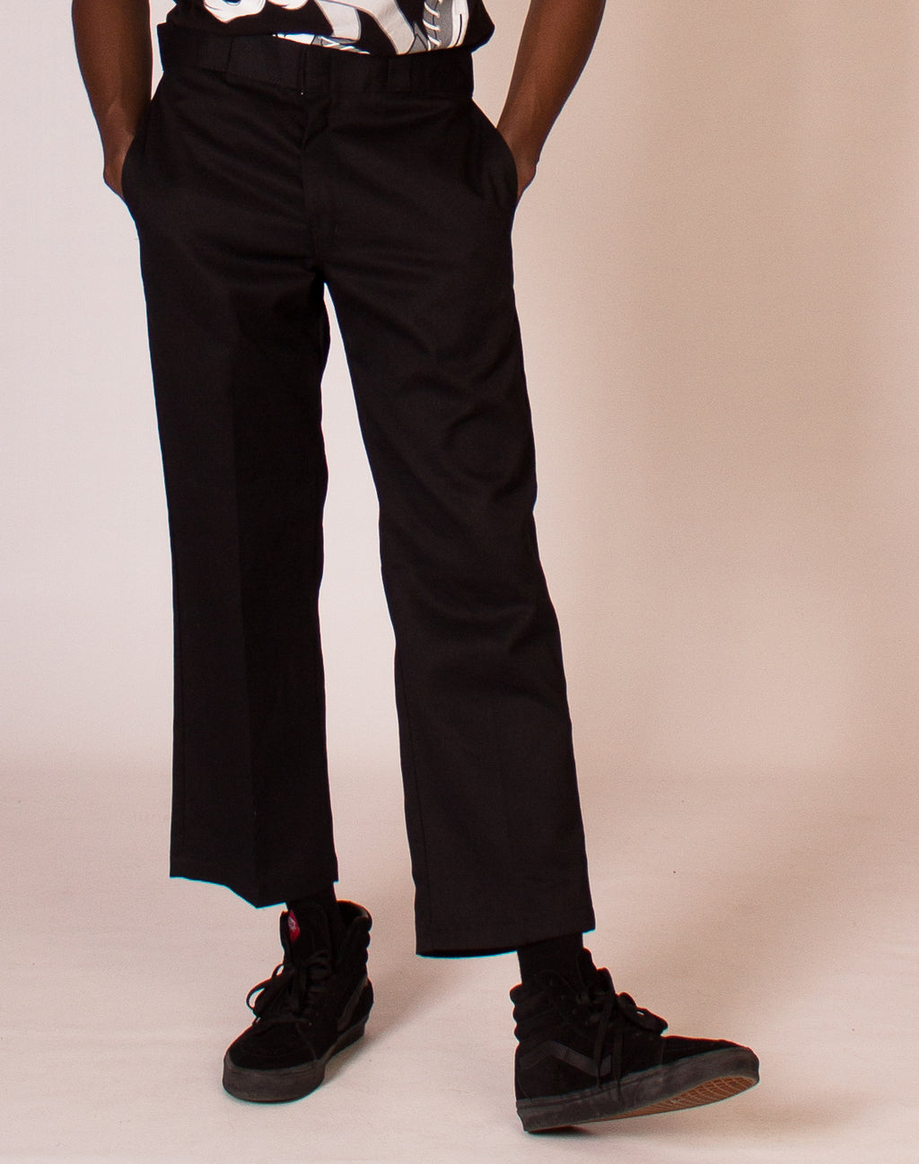 DICKIES BLACK 874 TROUSERS