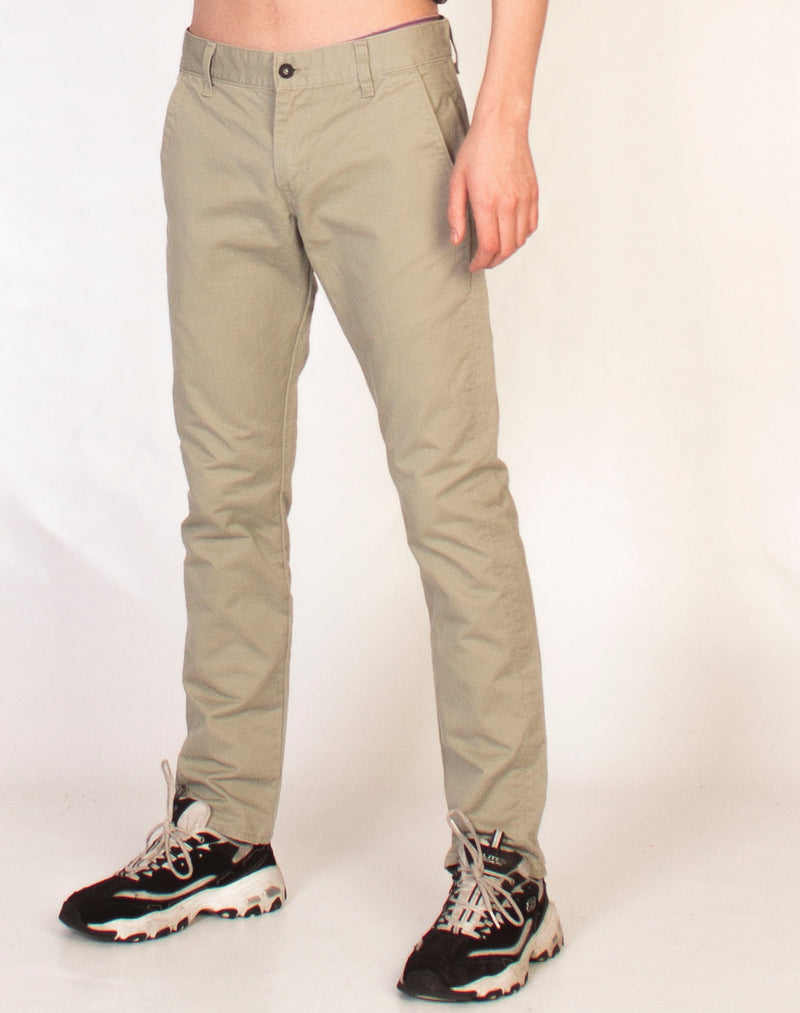 LEVI'S 511 STONE TROUSERS