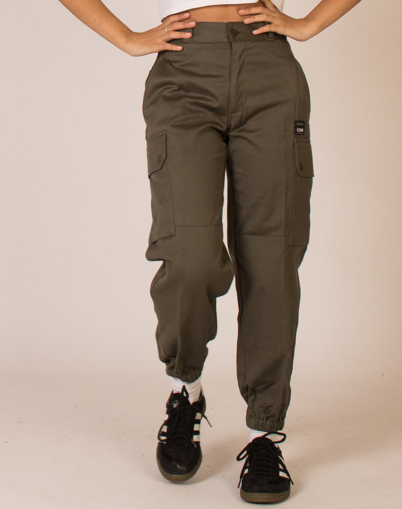 COW CUSTOM COMBAT TROUSERS