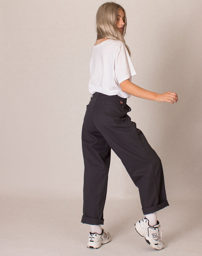 RED KAP GREY STRAIGHT LEG TROUSERS