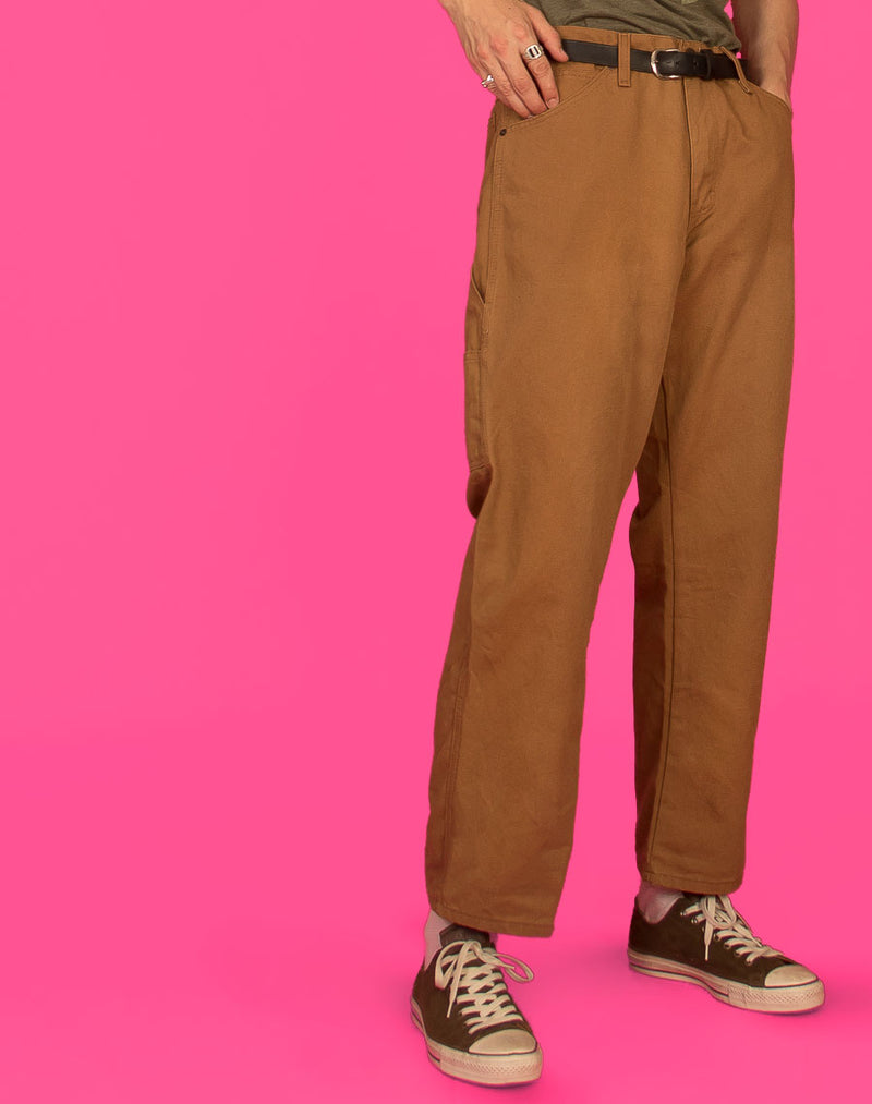 DICKIES TAN CARPENTER JEANS