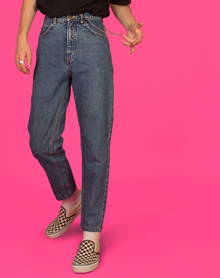 EDWIN HIGH WAIST JEANS