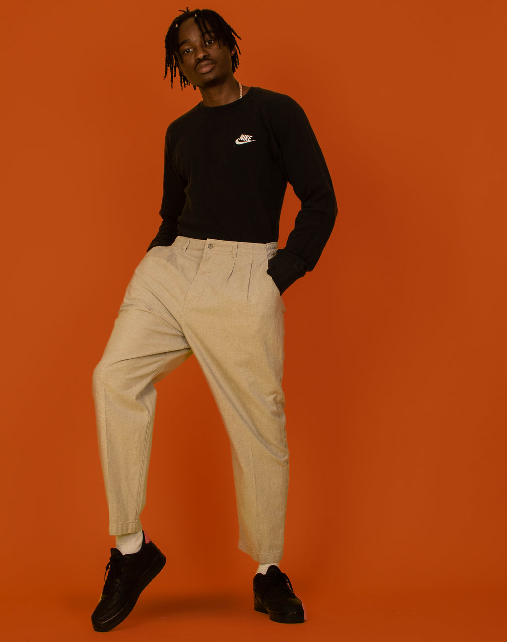 LEE RELAXED TROUSERS