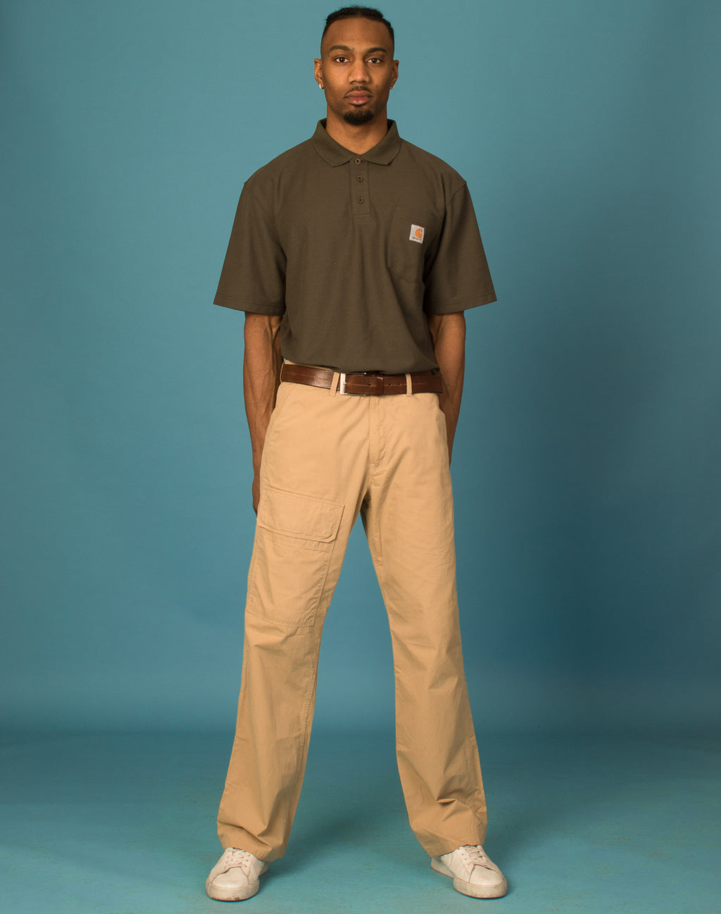 TIMBERLAND CARGO TROUSERS