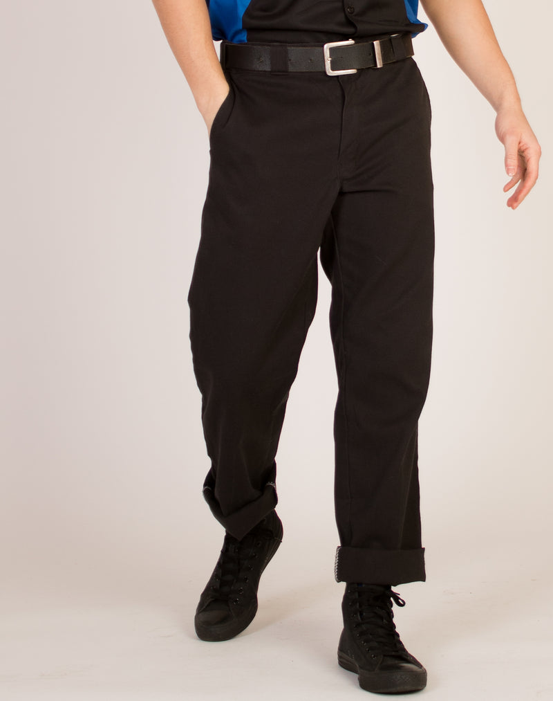 DICKIES BLACK TROUSERS