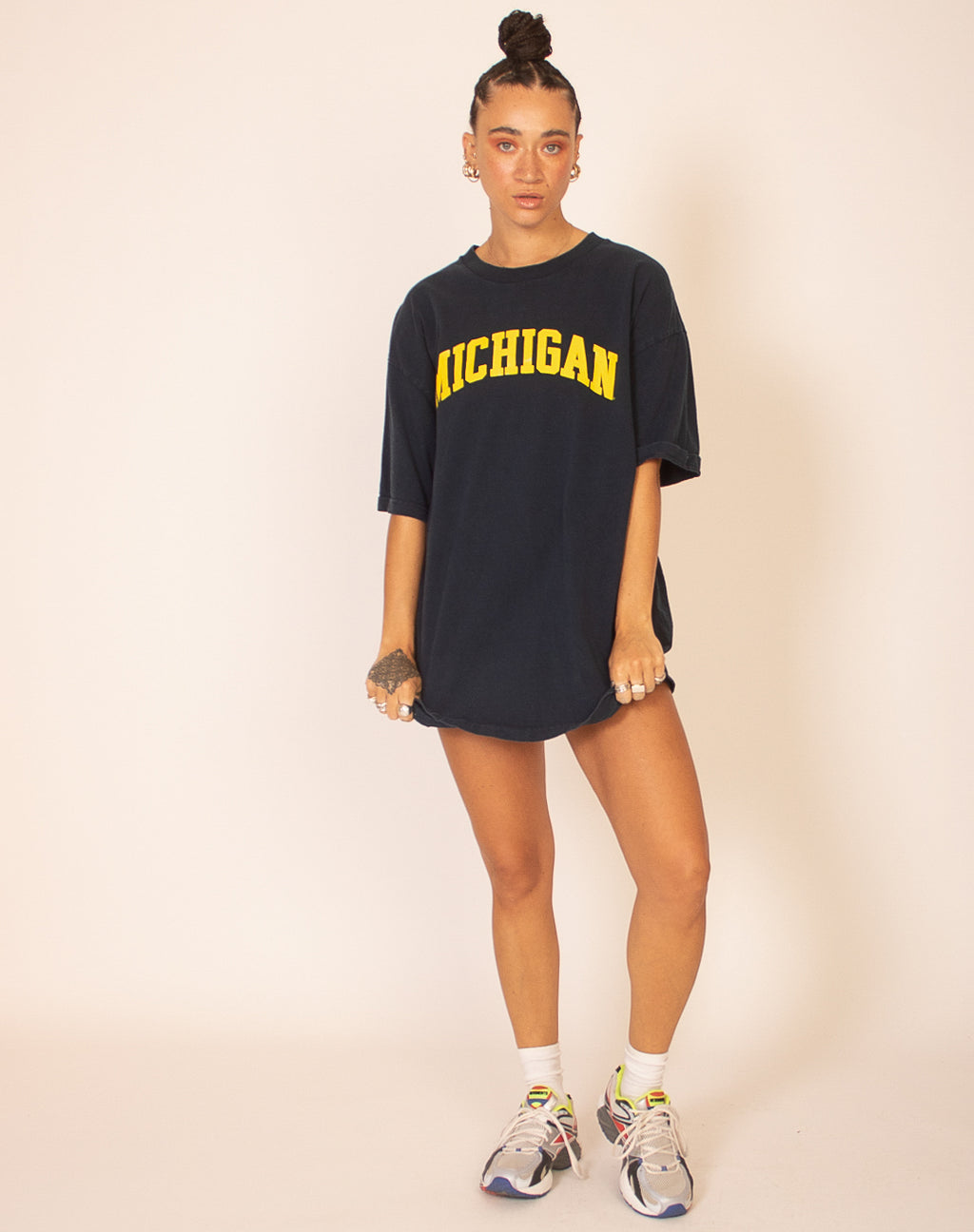 OVERSIZED MICHIGAN T-SHIRT