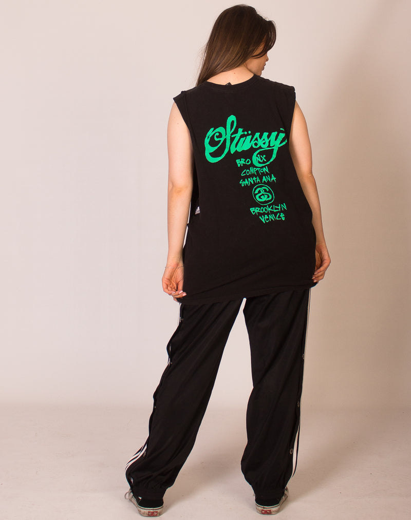 STUSSY DROP SLEEVE VEST