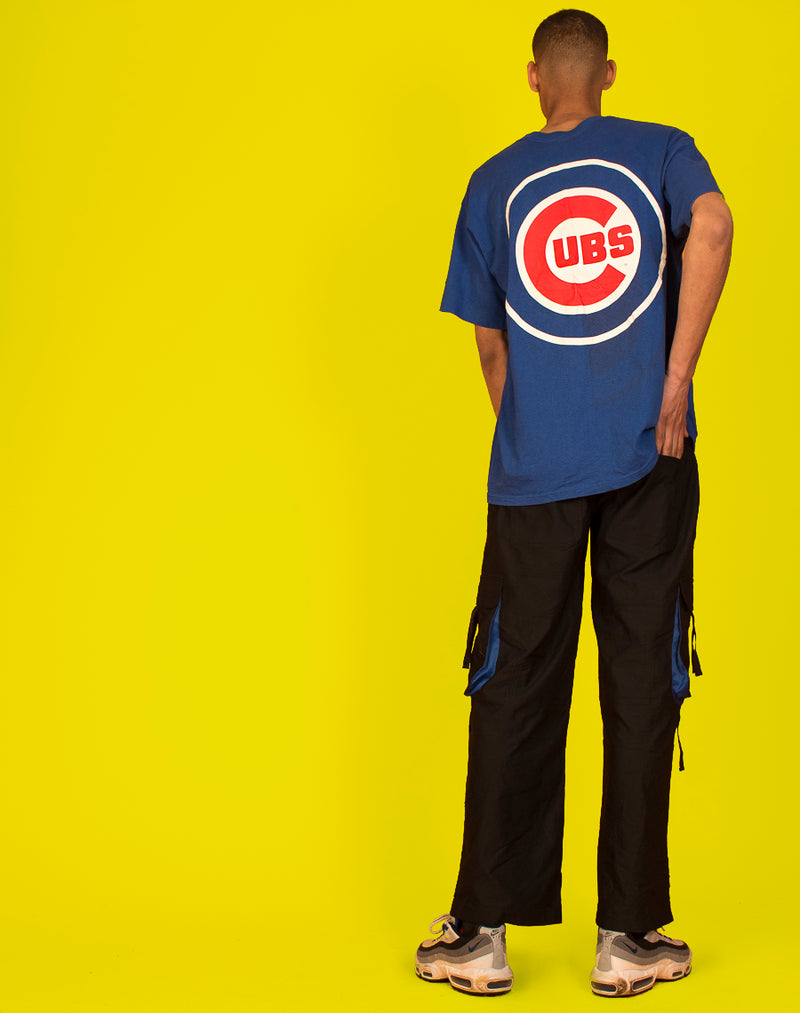CHICAGO CUBS BLUE T-SHIRT