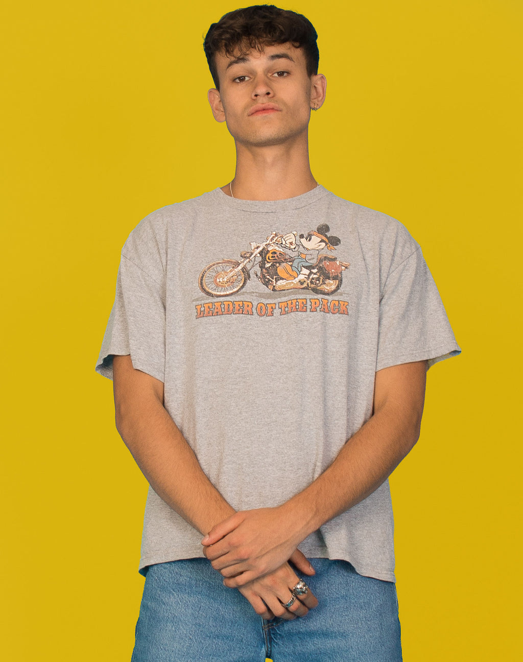 MICKEY MOUSE MOTORBIKE TEE