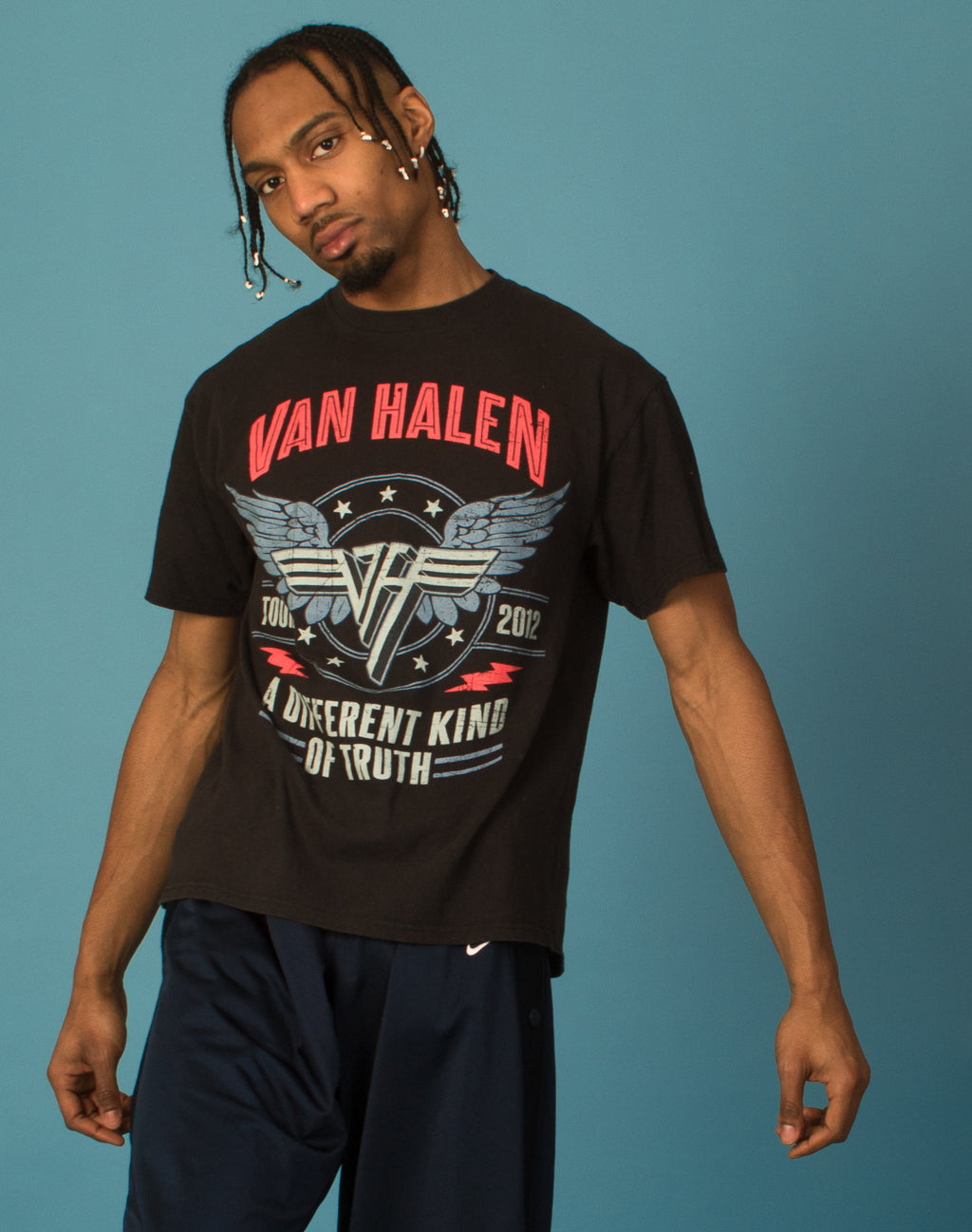 VAN HALLEN GRAPHIC TEE